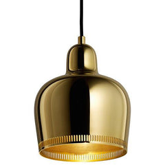 Pendant Lamp A330s Golden Bell