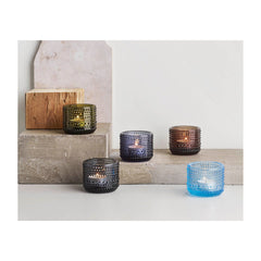 "Kastehelmi Votive Tealight Candleholder 2.5"" Candles and Candleholders iittala"
