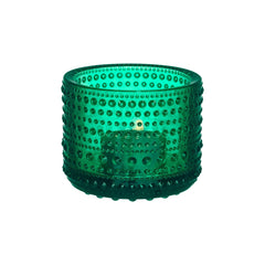 "Kastehelmi Votive Tealight Candleholder 2.5"" Candles and Candleholders iittala EMERALD"
