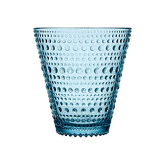 Kastehelmi Tumbler 10OZ Tumbler Glass iittala LIGHT BLUE