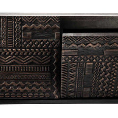 Ancestors Tabwa TV Cupboard storage Ethnicraft