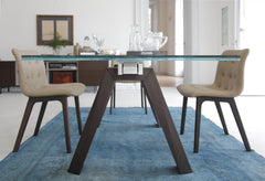 Aron Extendable Dining Table Dining Tables Bontempi Casa