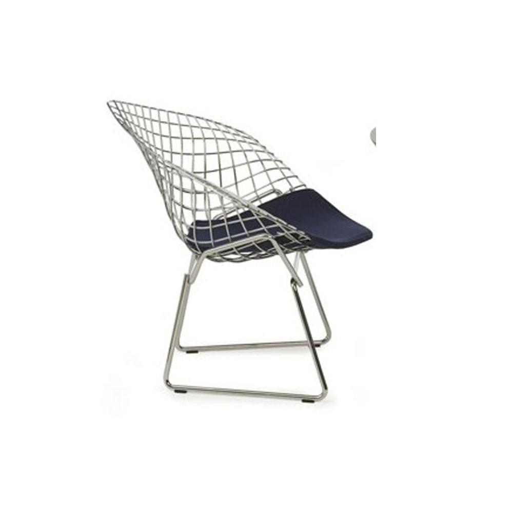 Knoll Bertoia Diamond Childu0027s Chair