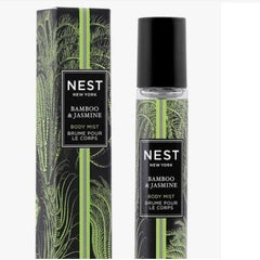 Nest Fragrance Bamboo & Jasmine Collecion