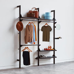 Branch-2 Wardrobe Unit Shelves Gus Modern