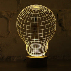 Bulbing LED Table Lamp