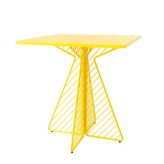 Cafe Table Tables Bend Goods Yellow Square