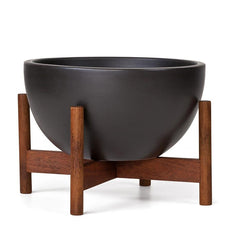 Case Study Table Top Bowl with Wood Stand