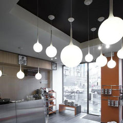 Castore Suspension Collection hanging lamps Artemide