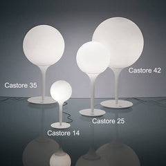 Castore Table Lamps Table Lamps Artemide