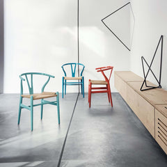 Ch24 Wishbone Chair - Colors Side/Dining Carl Hansen