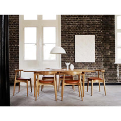 Ch327 Table Dining Tables Carl Hansen