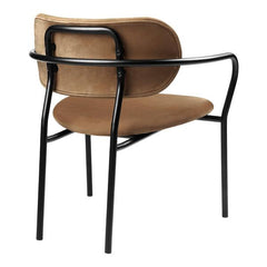 Coco Lounge Chair With Armrest Chairs Gubi