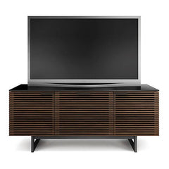 Corridor 8177 Home Theatre BDI Chocolate Stained Walnut