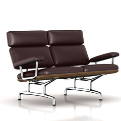Eames 2-Seat Sofa by Herman Miller Sofa herman miller Teak + $650.00 Espresso MCL Leather + $420.00