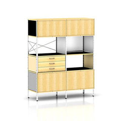Eames ESU420 by Herman Miller / eames storage unit