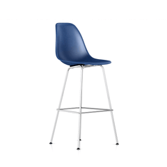Eames Molded Fiberglass Bar Stool