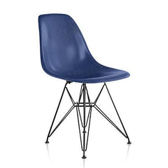 Eames Molded Fiberglass Side Chair with Wire Base Side/Dining herman miller