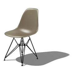 Eames Molded Plastic Side Chair-Wire Base / DSR