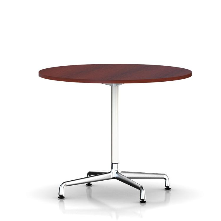 Eames Round Table With Universal Base