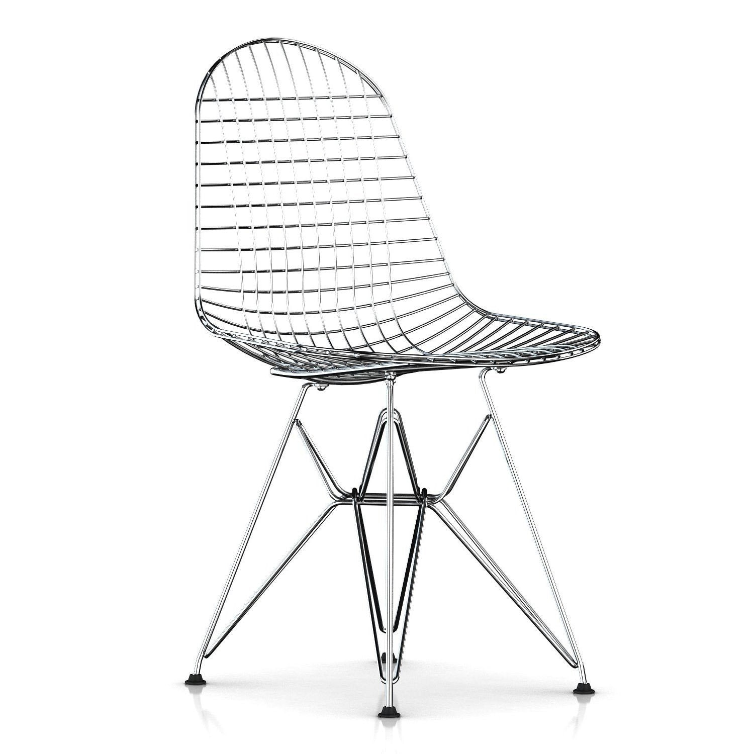 Eames wire chair for Chaise wire eames
