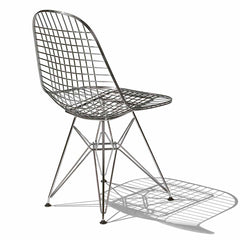 Eames Wire Chair Side/Dining herman miller