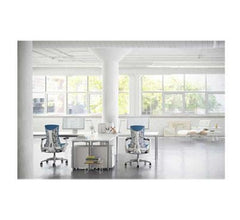 Everywhere Rectangular Table Desk's herman miller