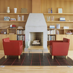Florence Knoll Square Coffee Table Coffee Tables Knoll