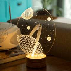 Galaxy Table Lamp