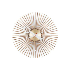 George Nelson Popsicle Clock By Vitra