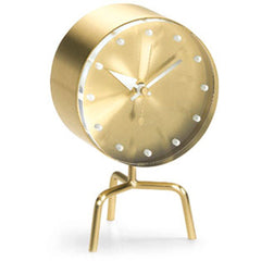 George Nelson Tripod clock by Vitra
