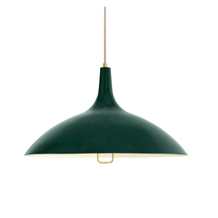 1965 Pendant Pendant Lights Gubi Bistro Green