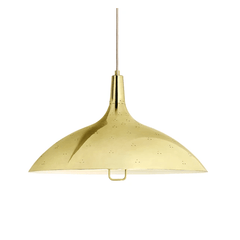 1965 Pendant Pendant Lights Gubi Polished Brass