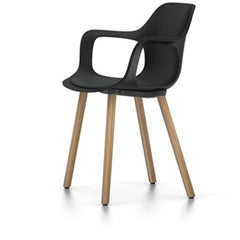 HAL Armchair Wood with seat upholstery