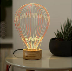 Hot Air Balloon Table Lamp