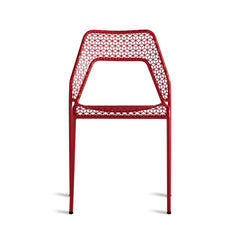 Hot Mesh Chair Side/Dining BluDot Humble Red
