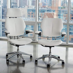 Freedom Chair with Headrest task chair humanscale
