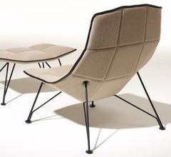 Jehs+Laub Wire Base Lounge Collection