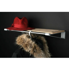 Knax Hat Shelf with Clothes Rack