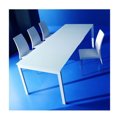 Keyo 3 Piece Dual Dining Table Set with Linda Chairs Dining Tables Bontempi Casa