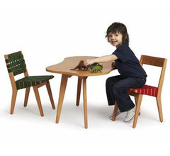 Kids Risom Amoeba Table