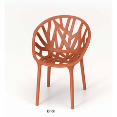 Miniature Vegetal Chair by Vitra Art Vitra Brick