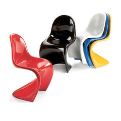 Miniatures Panton Chairs (Set of 5)