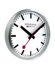 Mondaine Small Wall Clock (25mm)