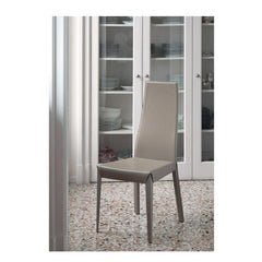 Nash Leather Chair Sand Side/Dining Bontempi Casa
