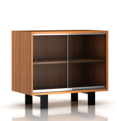 Nelson Basic Cabinet with Sliding Doors