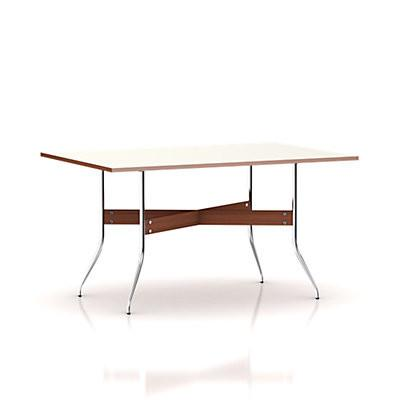 Nelson swag leg rectangular table for Nelson swag leg table