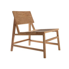 Oak N2 Lounge Chair  - Set of 2