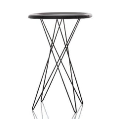 Pizza Table side/end table Magis High table + $30.00 Glossy brown