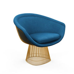 Platner Lounge Chair - Gold